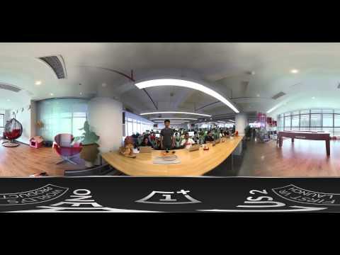 VR-Launch von OnePlus: 30 Minuten Monotonie in 360 Grad