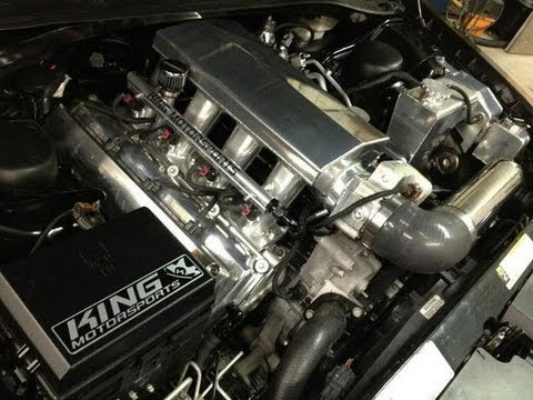 894whp 392 Hemi Twin Turbo 300c Srt8 Pump Gas Dyno Youtube