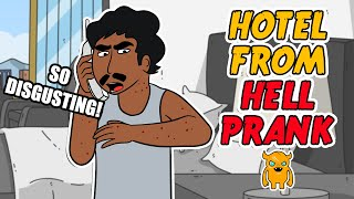 Hotel From Hell Prank - Ownage Pranks