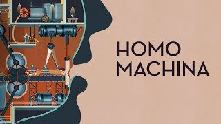Homo Machina (Officiel Teaser Trailer 2018) - ARTE