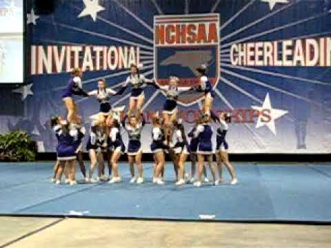 Holly Springs High School Varsity Cheerleading