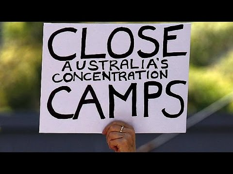 Australian offshore detention of asylum seekers 'illegal' rules court