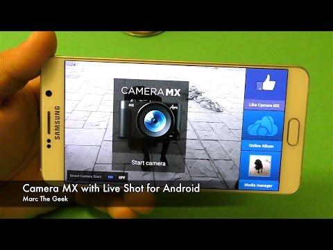 Cymera Для Android