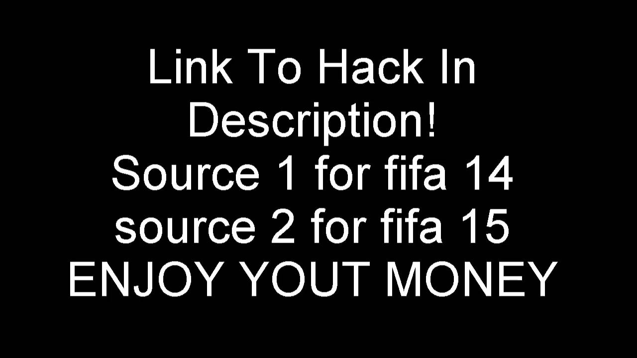 fifa 15 don't work