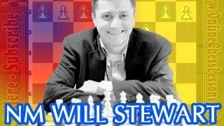 IM German Della Morte Vs NM William Stewart - Abierto Bicentenario 2010, Buenos Aires