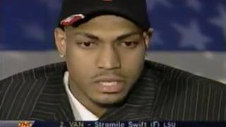 2000 NBA Draft - #4/5 Picks: Marcus Fizer (CHI) and Mike Miller (ORL) - TNT Coverage