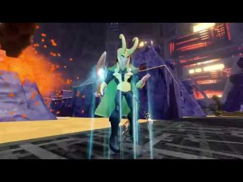 Disney Infinity: Marvel Super Heroes (2.0 Edition) - Villains Trailer