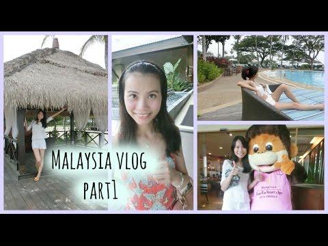Malaysia Sabah Travel Vlog Part 1 | Double