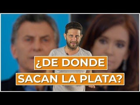 Por qué la política se financia con plata en negro en Argentina   TKM Explica
