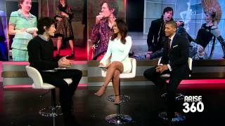 Arise Entertainment 360 with Actor Christian Coulson