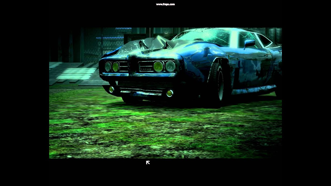 Burnout Paradise All Cars Save Game