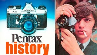 History of Pentax: The Beatles, Tragedy, WW2 (Picture This! Podcast)