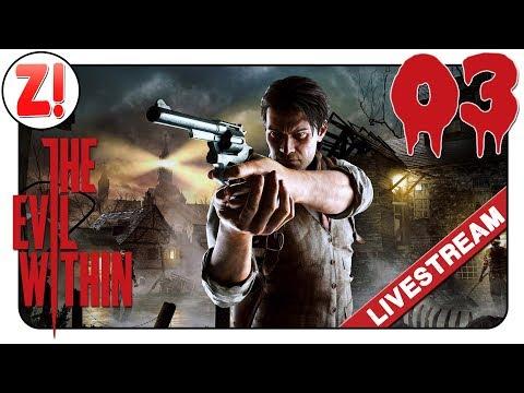 The Evil Within: Komm zurück Leslie! Teil 1 #03 | Let's Play [DEUTSCH]