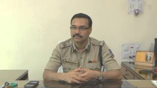 Interview of Sri Ajey Mukund Ranade, IPS, Commissioner of Police, Howrah to Samachar