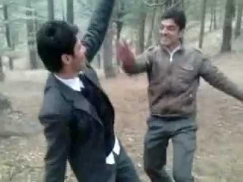 Pahari Dance By Praveen Kalia,karan Verma          Kufri Jungle video