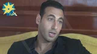 بالفيديو : رمزي صالح لا انسى هتافات جماهير الأهلي والزمالك  لفلسطين والقدس