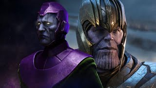 New MCU Theory Says Kang The Conqueror's Coming In Phase 5 Because Of Thanos