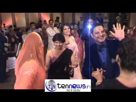 Actress Neetu chandra's bro Abhishek Chandra-Anuradha Nath-ring ceremony