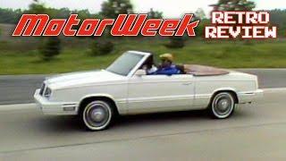 Retro Review: 1982 Chrysler LeBaron Convertible