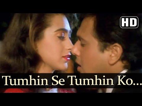 Tumhi Se Tumhi Ko Chura (HD) - Dulaara Songs - Govinda - Karisma...