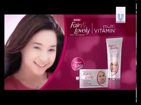 Unilever FAIR N LOVELY Advertising Indonesia