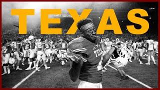 Texas Longhorns Football 2017 Season Trailer || Return To Greatness || ᴴᴰ ||