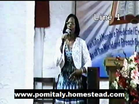 Song (summer Revival 2009), alabaster Box - Lyrics By Cece Winans video