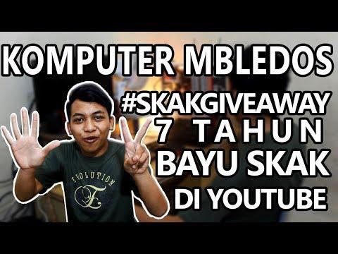 #SKAKGIVEAWAY -KOMPUTER MBLEDOSS!!!