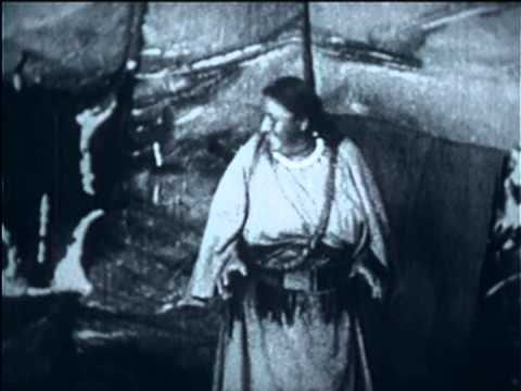 FATTY AND MINNIE-HE-HAW (1914) -- Roscoe Arbuckle, Minnie Devereaux, Minta Durfee