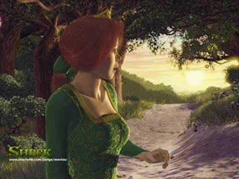 Shrek Hallelujah - Rufus Wainwright