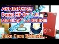 Cara RAHASIA!!! Dapat HP Gratis Dari Modal Aplikasi KUBIK Di Android...