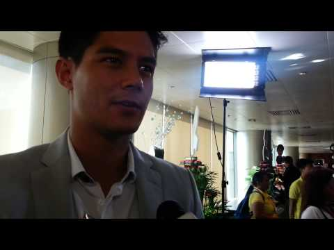 Daniel on Erich: She's a blessing to me