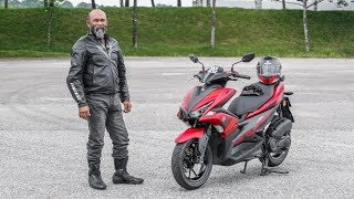 FIRST RIDE: 2017 Yamaha NVX 155 Malaysian review – RM10,500