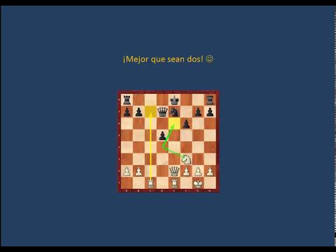 El ajedrez como nunca lo habías visto (parte 2) Puntos débiles, qué son y cómo atacarlos