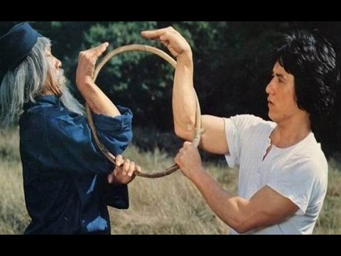 La serpiente a la sombra del aguila. Jackie Chan