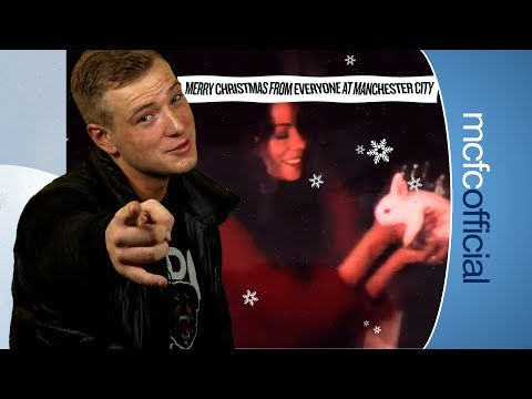 John Guidetti sings 'All I Want For Xmas' - badly