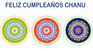 Chanu   Indian Designs - Happy Birthday