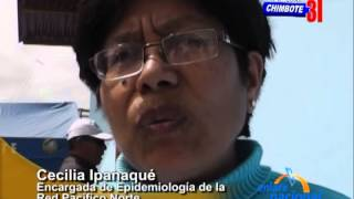 Chimbote: Aumentan Enfermedades Respiratorias En Nios Y Ancianos