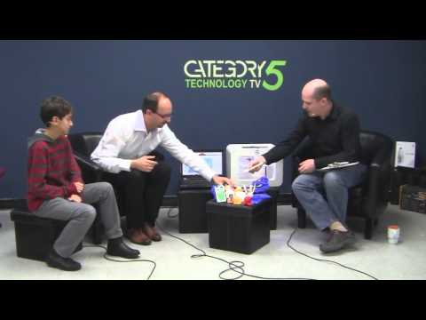Poieo3d Printer Featured On Category 5 Technology Tv Tuesday December