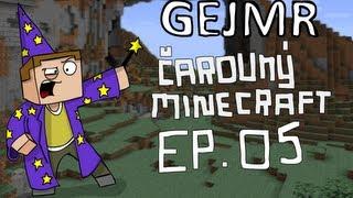 [GEJMR] Čarovný Minecraft - ep 5 - Nether