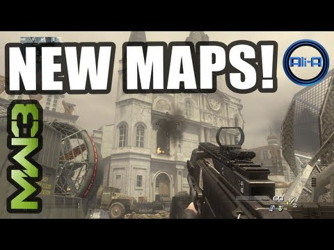 NEW MW3 Maps! -
