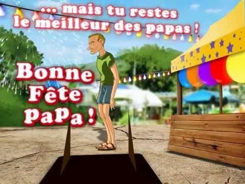 Carte virtuelle f te des p res bonne f te papa humour - Bonne fete humour ...
