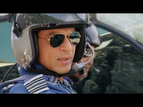 Veer Pratap Singh - A Rescue Pilot - Scene - Veer-Zaara