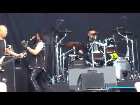 Loudness - We Could Be Together Live @ Tuska Open Air, Helsinki 27.6.2015