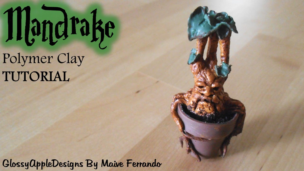 polymer clay harry potter - photo #14