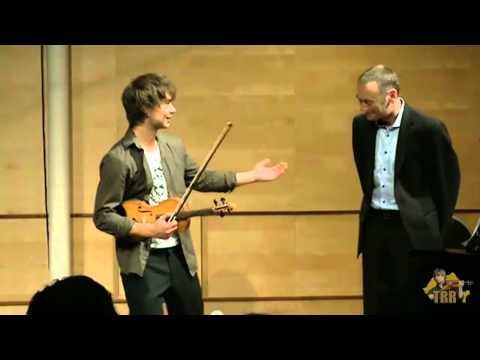 Alexander Rybak exam-concert (07.06.2012)