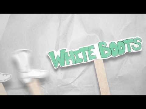Jamie Grace - White Boots