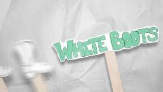 Jamie Grace Video - Jamie Grace - White Boots (feat. Morgan Harper Nichols) [Official Lyric Video]