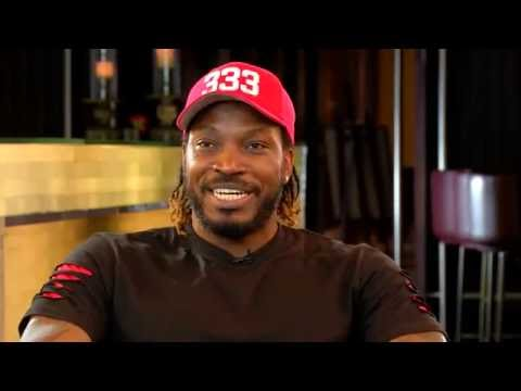 Chris Gayle goes down memory lane on 'Cricket Legends'