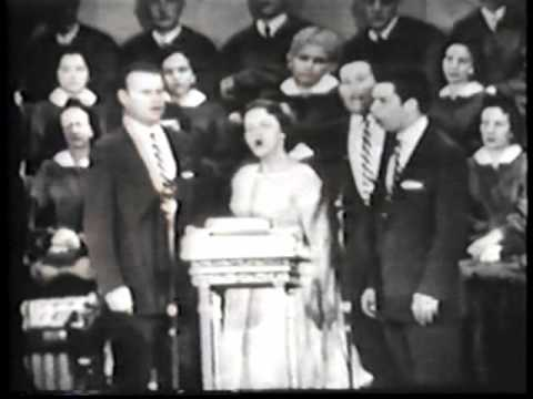 Weatherford Quartet - Prayer is the Key 1957.mp4 Video